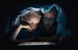 baner - dzieci w internecie